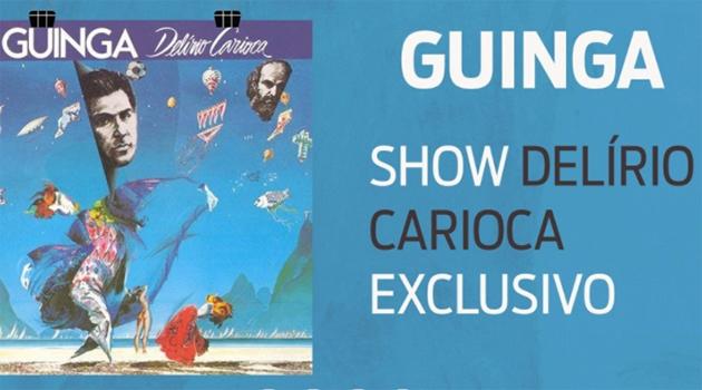 La Musica di Guinga – Delirio Carioca